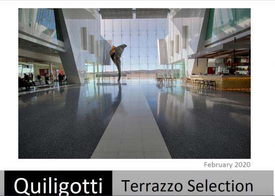 New Terrazzo Selections